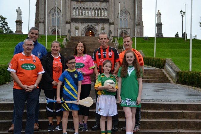 """Armagh plans to celebrate the """"Family of Sport"""""""