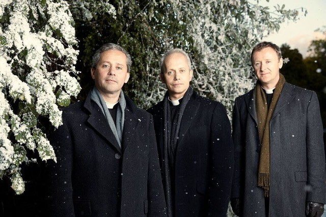 CelebrateTwelve Days Of Christmas with THE PRIESTS